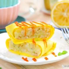 蛋包土豆泥  宝宝辅食食谱