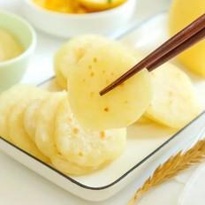 雪梨豆腐软饼  宝宝辅食食谱