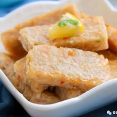 香芋鲜虾饼  宝宝辅食食谱