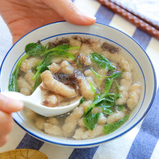 肉丸紫菜鲜汤  宝宝辅食食谱