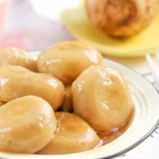 芋泥虾皮小丸子  宝宝辅食食谱