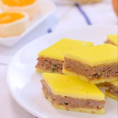 夹沙牛肉  宝宝辅食食谱