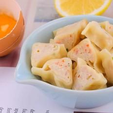 虾仁豆腐锅贴  宝宝辅食食谱