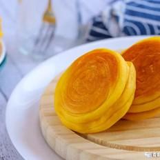 南瓜盘丝饼  宝宝辅食食谱