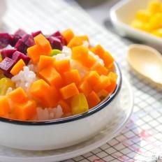 双薯焖饭  宝宝辅食食谱
