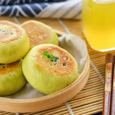 菠菜小面包  宝宝辅食食谱