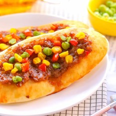 猪肉酱香饼  宝宝辅食食谱