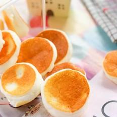 山药酸奶鸡蛋饼  宝宝辅食食谱