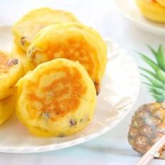 蜜豆玉米饼  宝宝辅食食谱