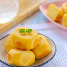 绿豆小方糕  宝宝辅食食谱