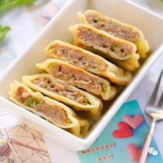 鲜香肉饼  宝宝辅食食谱