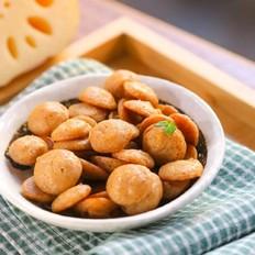 莲藕山楂小饼  宝宝辅食食谱