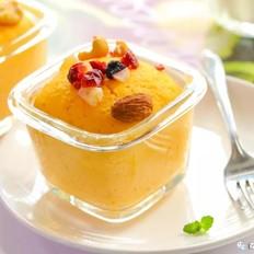 红薯玉米糕  宝宝辅食食谱