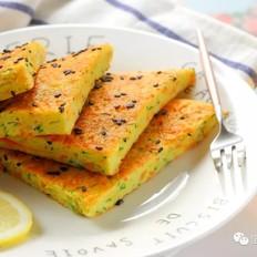 黄瓜丝鸡蛋饼  宝宝辅食食谱