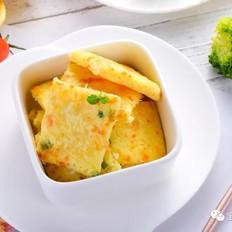 海米萝卜饼  宝宝辅食食谱