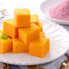 小米蒸糕  宝宝辅食食谱