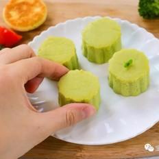 牛油果小米糕  宝宝辅食食谱