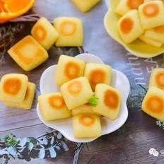 橙香小馒头  宝宝辅食食谱