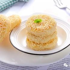 山药芝麻饼  宝宝辅食食谱