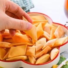 红薯小米锅巴  宝宝辅食食谱