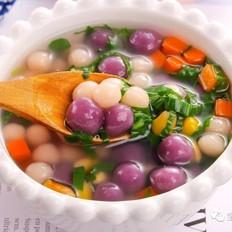 时蔬烩圆子  宝宝辅食食谱
