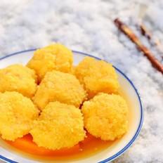 小米黄金球  宝宝辅食食谱