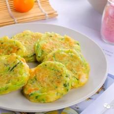 萝卜虾饼  宝宝辅食食谱