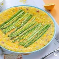 蔬菜早餐饼  宝宝辅食食谱