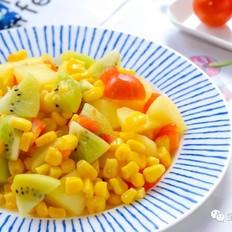 水果玉米  宝宝辅食食谱