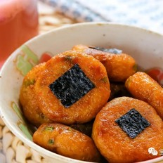 日式萝卜饼  宝宝辅食食谱