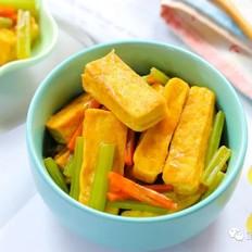 蛋香烧豆腐  宝宝辅食食谱
