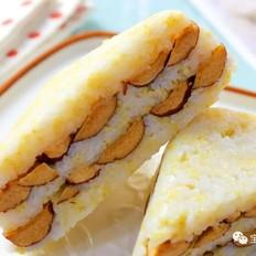 红枣二米糕  宝宝辅食食谱