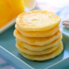山药菠萝小软饼  宝宝辅食食谱