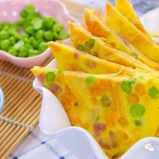腐竹煎蛋  寶寶輔食食譜