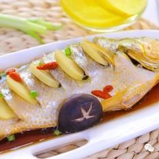 清蒸黄花鱼  宝宝辅食食谱