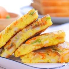 土豆软饼  宝宝辅食食谱
