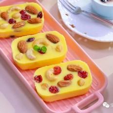 坚果杯子蛋糕  宝宝辅食食谱