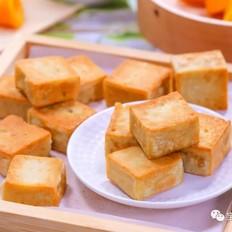嫩香鱼豆腐  宝宝辅食食谱