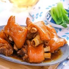 电饭锅焖猪蹄  宝宝辅食食谱