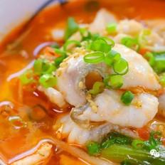 宝宝版水煮鱼  宝宝辅食食谱