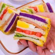 多彩三明治  宝宝辅食食谱