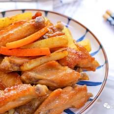 薯条鸡翅  宝宝辅食食谱