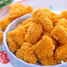无油鸡米花  宝宝辅食食谱