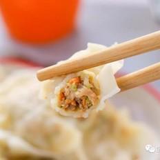鲜肉小饺子  宝宝辅食食谱