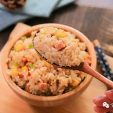 栗子焖饭  宝宝辅食食谱