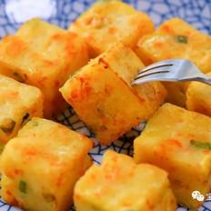 鳕鱼豆腐  宝宝辅食食谱