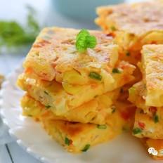番茄玉米饼  宝宝辅食食谱