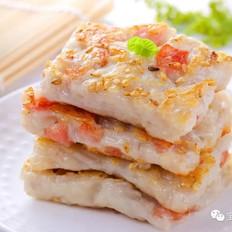 香煎芋丝饼  宝宝辅食食谱