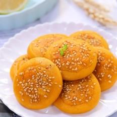 果香红薯饼  宝宝辅食食谱