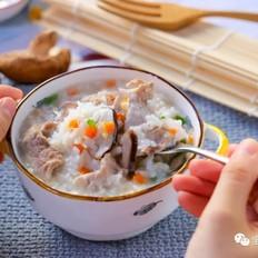 干贝牛肉粥  宝宝辅食食谱